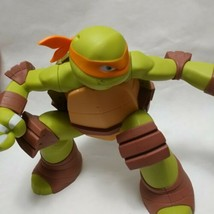 "jakks TMNT Teenage Mutant Ninja Turtle Michaelangelo Figure 11"" - $46.00"