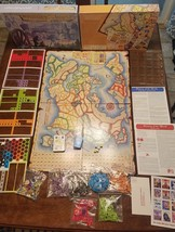 Avalon Hill War Games History of the World Box VG Complete - $79.19