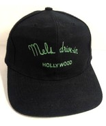 MELS DRIVE-IN HOLLYWOOD MEN'S BLACK CAP HAT SNAPBACK - $14.99