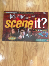 Harry Potter Scene it? Board Game by Mattel Inc. - $20.00