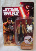 "Star Wars The Force Awakens FINN 3"" Action Figure Toy NEW - $16.34"