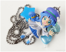 Anime Charm Necklace, Futagohime Princess Rein Figure, Stainless Steel C... - $22.00