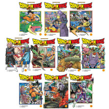 Dragon Ball SUPER English MANGA by Akira Toriyama & Toyotarou Set of Boo... - $90.99