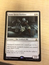 MTG Stone Haven Outfitter - $0.75