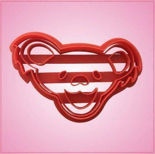 Primary image for Embossed Grateful Bear Cookie Cutter
