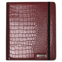 Mead 67134 Basic iPad Case, Simulated Leather, 9-1/8 x 1-1/8 x 10-1/2, Red - $9.30