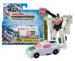 Transformers Cyberverse: Gravity Cannon Wheeljack 1-Step Changer NIP - $12.88
