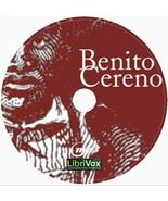 BENITO CERENO  - Herman Melville Audiobook MP3 On CD - $4.99