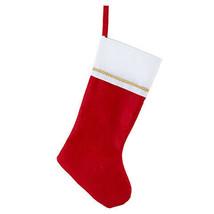 Darice Christmas Stocking: 7.5 x 19 inches w - $8.99