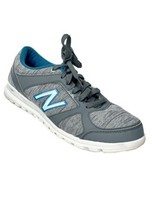 New Balance Cushioning 317 Women's US 9 Teal Grey Shoes Sneakers Walking - $29.99