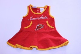 Infant/Baby Girls Iowa State Cyclones 12 Months Cheerleader Cheer Outfit... - $18.69