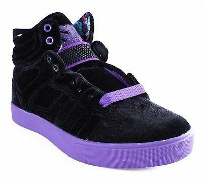 Osiris Raider Womens RAIDER Sneakers Purple and Black 5 B(M) US