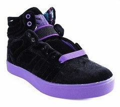 Osiris Raider Womens RAIDER Sneakers Purple and Black 5 B(M) US image 1