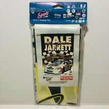 "Nascar Dale Jarrett #88 Ups Vertical Flag 27""x 41"" New In Package Wincraft - $10.40"
