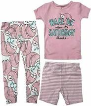 Carter's Boys' 3 Piece 100% Cotton Snug Fit Pajamas (Hot Diggity, 8) - $39.99