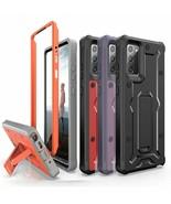 ArmadilloTek Vanguard Case for Samsung [Galaxy Note20] with Kickstand  - $19.48