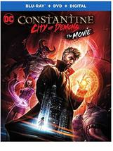 Constantine City of Demons (Blu-ray + DVD, 2018)