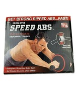 Iron Gym Speed Abs Ultimate Abdominal Trainer Fitness Equipment - $38.31