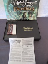 Trivial Pursuit The Lord Of The Rings DVD Edition Board Game Trilogy Edi... - $19.89