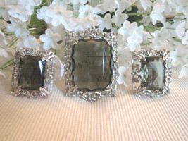 Vintage 1962 Sarah Coventry Celebrity Brooch/ Pendant & Clip Earring Set  - $44.55
