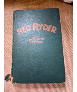 Red Ryder and the Secret of the Lucky Mine 1947 Authorized Edition - $6.00