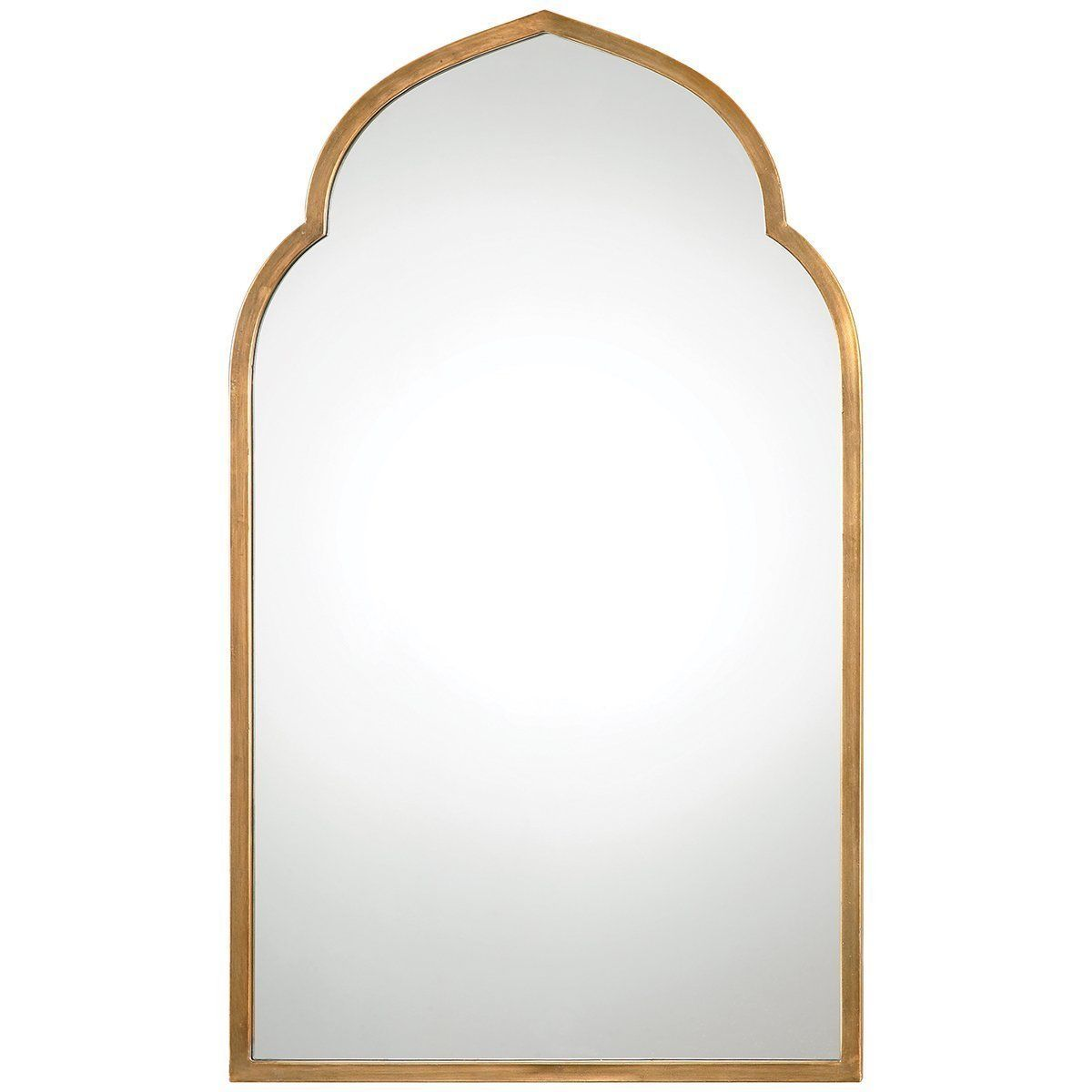 NEW 2 Moroccan Wall Mirrors Gold 40\