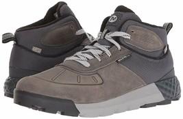 Merrell Mens Convoy Mid Polar Waterproof AC+ Snow Shoes Castlerock J32939 - $110.50