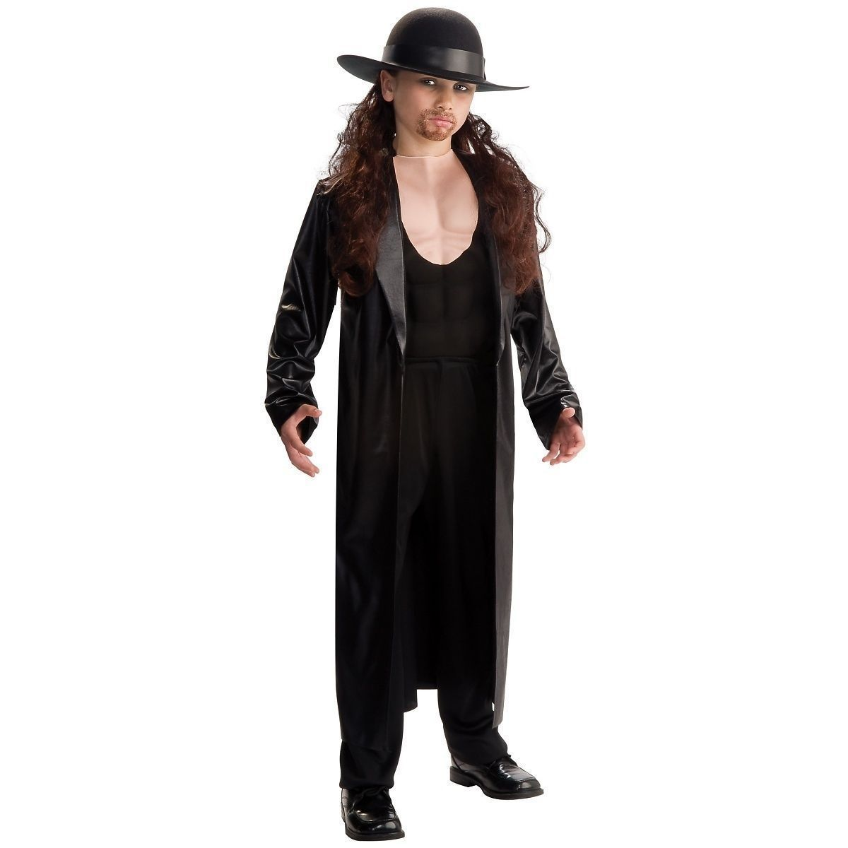 Primary image for Undertaker Costume Kids WWE Wresting Halloween Play Costume Free Shipping