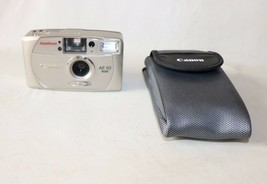 Canon Sure Shot AF-10 Date 35mm Point & Shoot Film Camera TESTED - $39.99