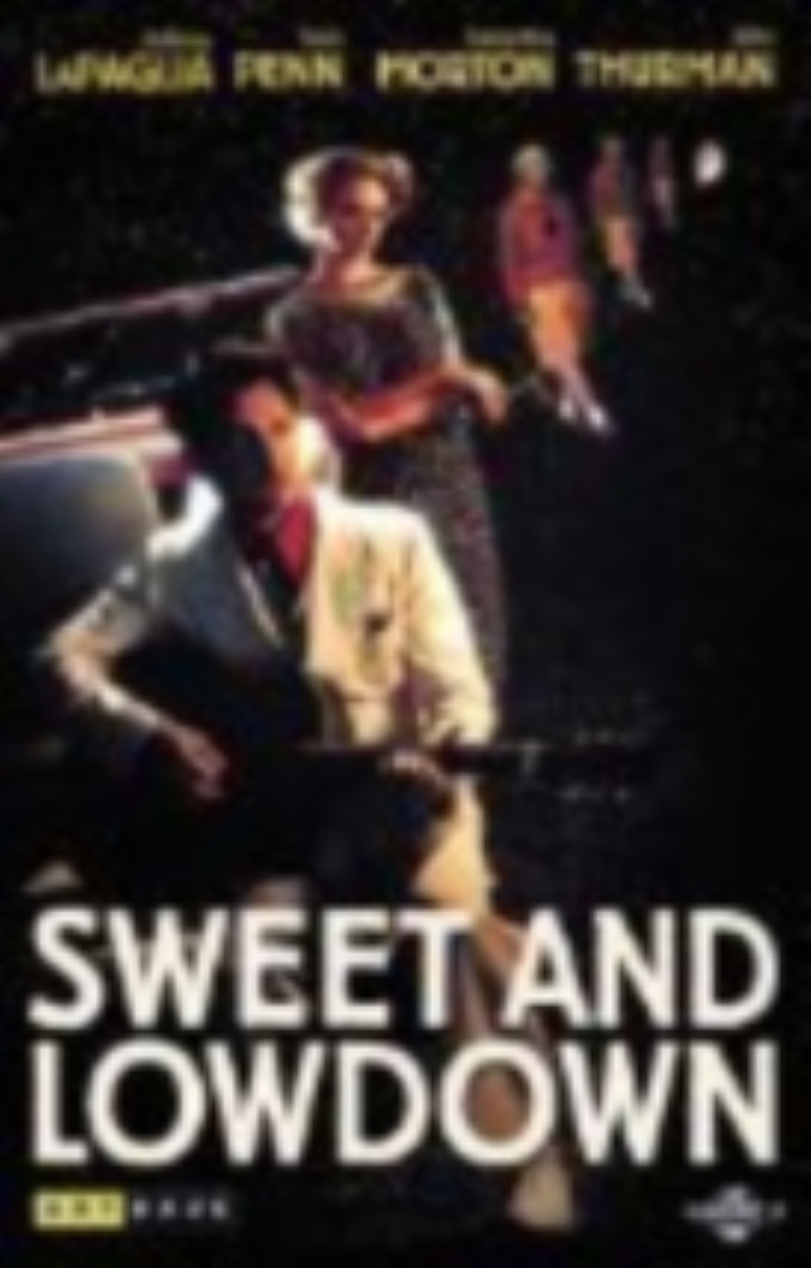 Sweet and Lowdown Vhs