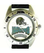 Jacksonville Jaguars NFL, Fossil Unworn Mans Vintage 1995 Leather Band W... - $78.06