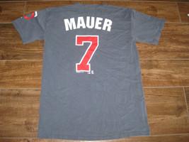 NEW JOE MAUER MINNESOTA TWINS JERSEY T SHIRT M MEDIUM MD nwt MLB tc minn... - $21.49
