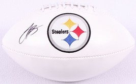 Le'Veon Bell Signed Full Size Steelers Football JSA Leveon - $74.79