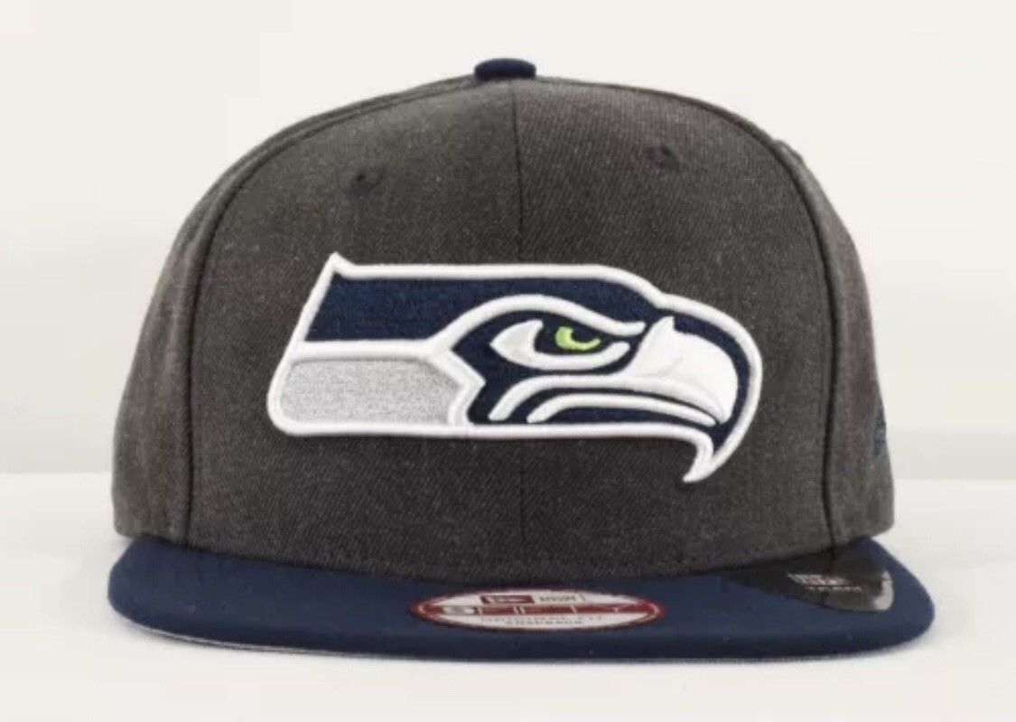 wholesale dealer 69a95 dca38 New Era NFL Seattle Seahawks 9FIFTY Snapback and 50 similar items. S l1600
