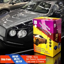Rising Star RS-A-CC01 Liquid Glass Nano Ceramic Car Care Coating Hydroph... - $85.30
