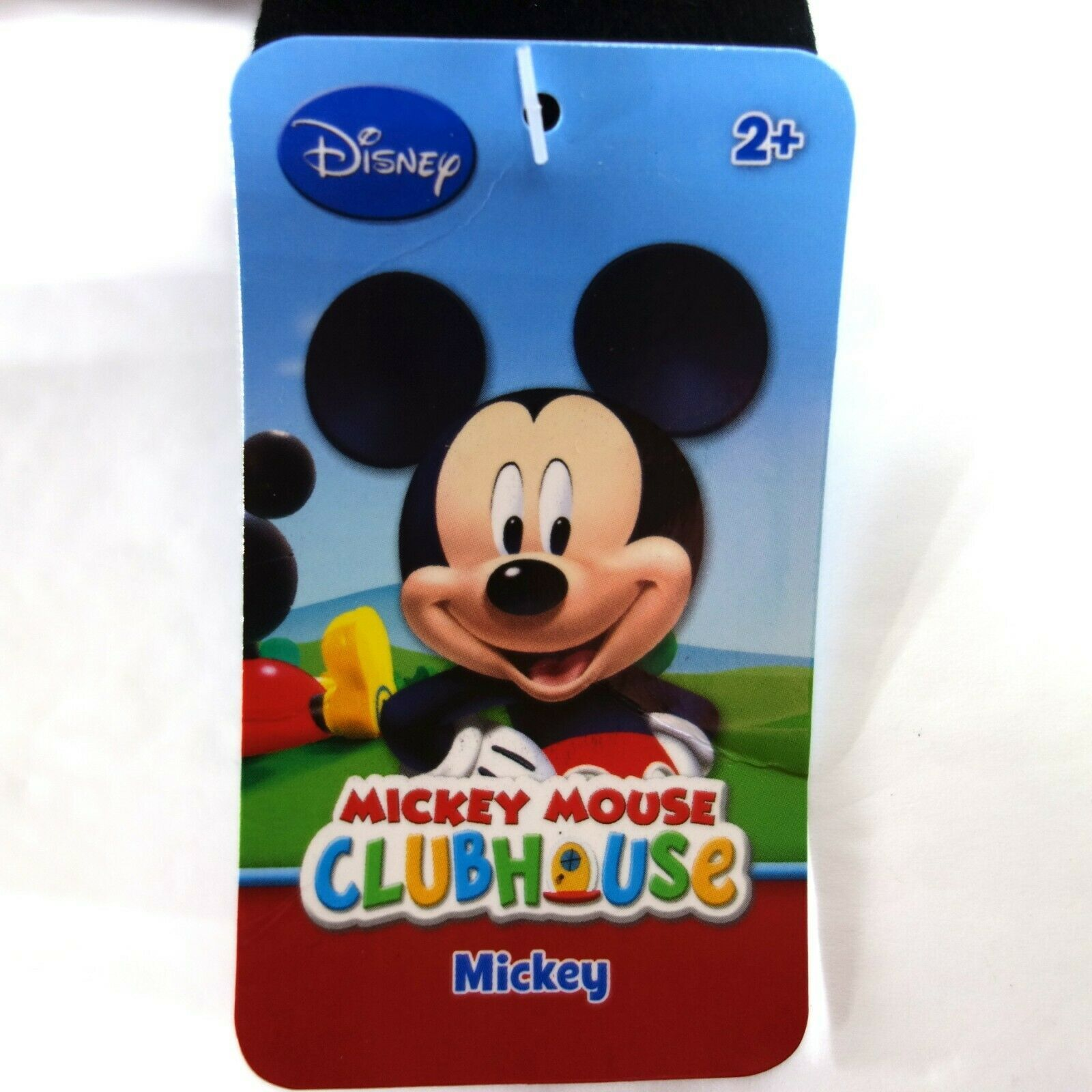 """Disney Junior Mickey Mouse Clubhouse 10"""" Mickey Stuffed Plush Doll NWT"""