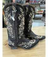 """Old Gringo Womens Boots, Size 9.5, Lucky 13"""" - $425.00"""