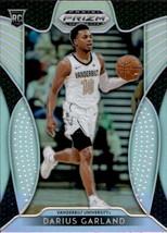 Darius Garland 2019-20 Panini Prizm Draft Picks Silver Rookie Card #6 - $3.00