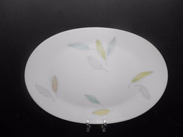 "Rosenthal China Loewy Bunte Blatte Colored Leaves Platter 13"" x 9 1/2"" 1... - $23.75"