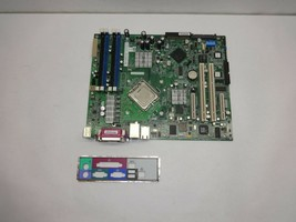 HP Proliant ML310 G4 Server System Board 419643-001 w/ Intel Xeon CPU SLABZ - $18.74