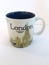 Starbucks Coffee 2012 London Mug, 16 fl oz Icon City collection LONDON S... - $36.62