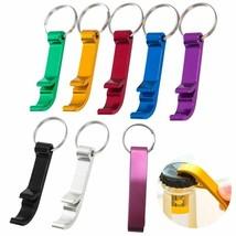 Hoomall® Key Ring Chain Mini Beer Bottle Opener Kitchen Bar Tool Accessa... - £1.82 GBP