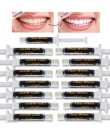 Natural Teeth Whitening Activated Charcoal Gel - Mint Flavor - Fresh Tee... - $13.00