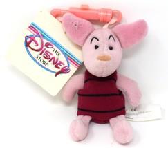 Disney Lechón Bolsa con Relleno Llavero Peluche Peluche con / Original E... - $14.17