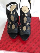 Guess Shoes - Guess Odell Open Toe Leather Sandals size 8.5 - $34.65