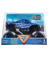 Monster Jam, Official Blue Thunder Monster Truck, Die-Cast Vehicle, 1: 2... - $44.54