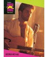 George Michael trading Card (Musician) 1991 Proset Musicards Super Stars... - $5.00