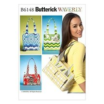 Butterick Patterns 6148 OSZ Tote Bags by Butterick Patterns - $14.70