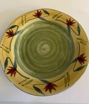 "Pier 1 ~  Elizabeth Stoneware ~ Pasta Bowl /  Dinner Plate  ~  11 1/2"" - $9.99"