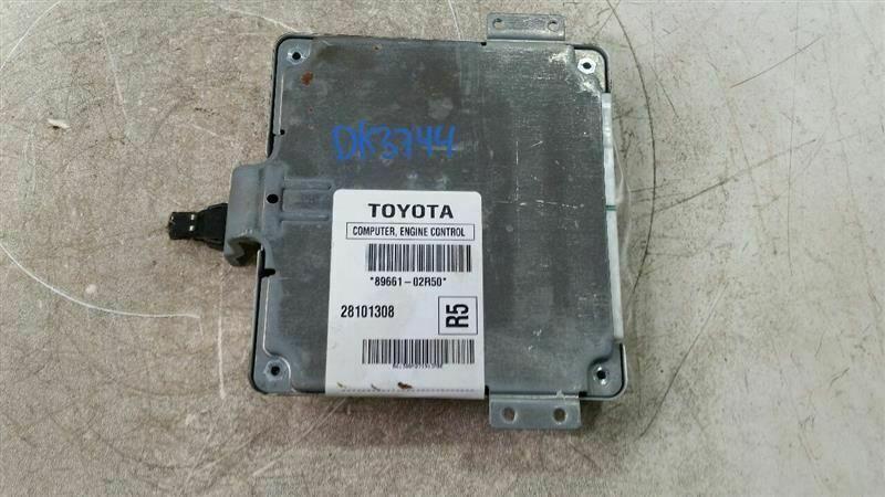 2008 Toyota Matrix ENGINE COMPUTER ECU ECM - $99.00